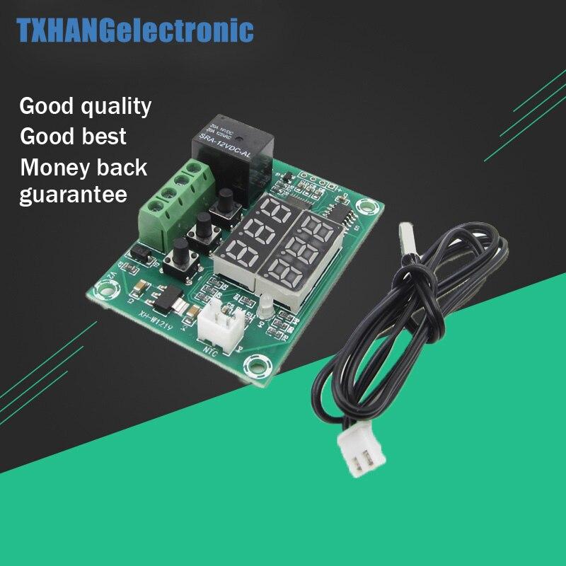 DC12V Dual LED Cycle Timer Delay Control Switch Relay DIY Module Digital Display
