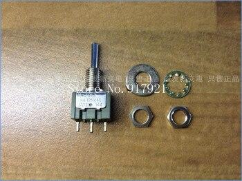 [ZOB] The original Japanese NKK M-2013 three third 6A125V toggle toggle switch  --10PCS/LOT