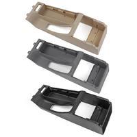 for BMW E46 325i 328i 330i M3 305 2002 2003 2004 2005 2006 Car Auto Center Console Armrest Trim Base