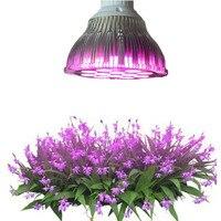 Cieplarnianych rosną światła led e27 15 w 21 w 27 w 36 w 45 w 54 w led rosną światła dla roślin sadzonki storczyki kwiat roślin hydroponics systemu