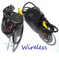 Parking Car Wireless Rear Camera ReverseCar DVD Backup RCA Video 2 4 Ghz Transmitter Receiver Kit