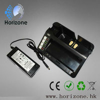 External Ni MH battery charger charging base for iRobot Roomba 400 560 695 780 Scooba 380 5900 series charging station
