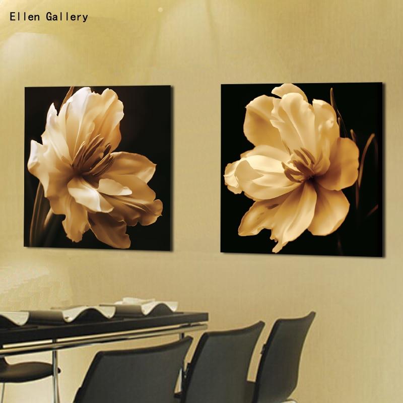 M9 Panda Modern Printings Wall Decor Back White Digital Poster Canvas Picture Art Paintings Quadro