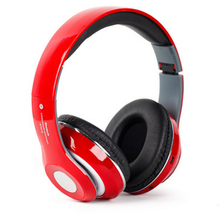 STN-13 Bluetooth Wireless Headphone Casque Audio Portable Headset Noise Cancelling Stereo Built-in Mic Support TF Card FM Radio