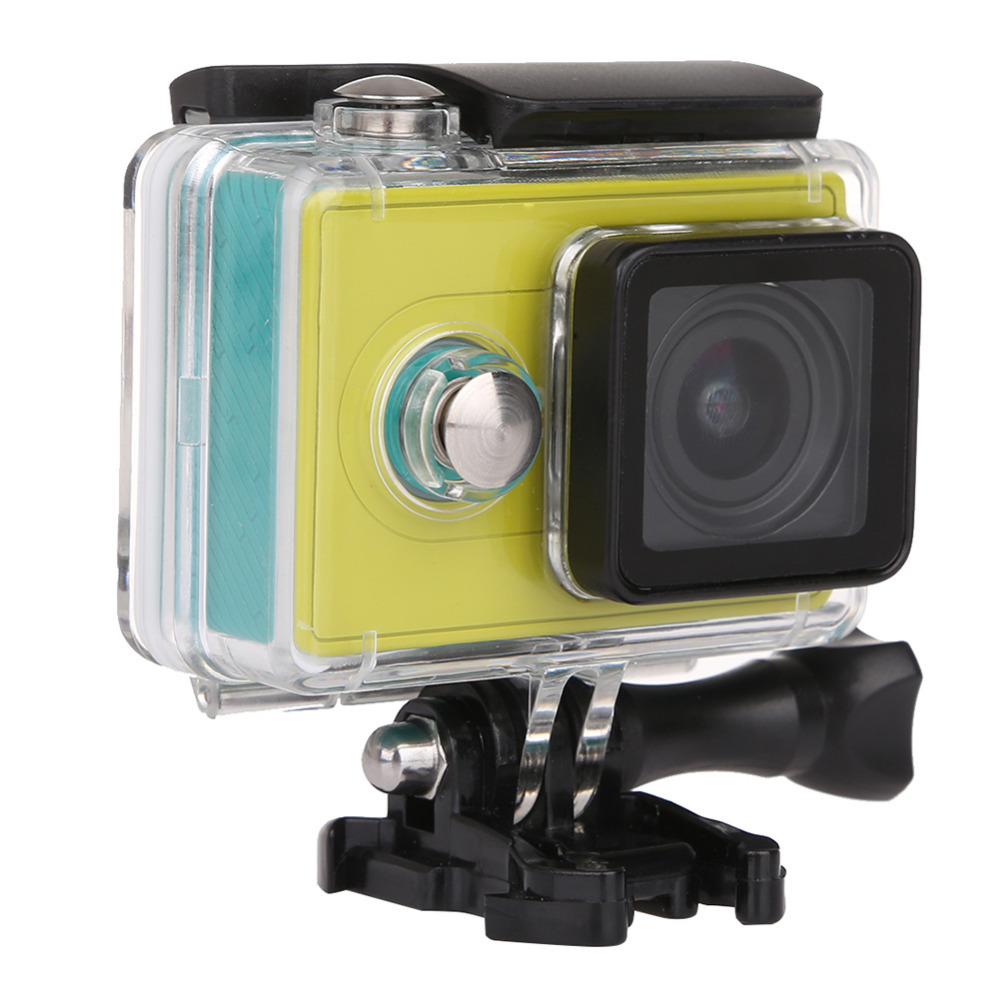 40 Meter Waterproof Case For Xiaomi Xiaoyi Action Sport Camera Xiaomi yi Case Diving Case for Xiao yi Accessories Waterproof New