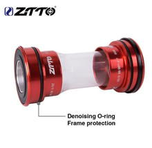 ZTTO BB209 BB92 BB90 BB86 Press Fit Bottom Brackets For Road Mountain Bike For Parts 24mm Crankset BB GXP 22mm Chainset ztto bicycle bottom bracket bb109 bb68 bsa68 bsa73 mtb road bike parts for parts 24mm k7 22mm gxp crankset