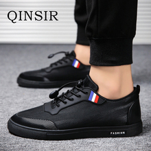 Summer Mesh Shoes Men Casual Shoes Breathable Wear-resistant Shoes Comfortable Round Toe Lace-up Flat Shoes Zapatos Hombre