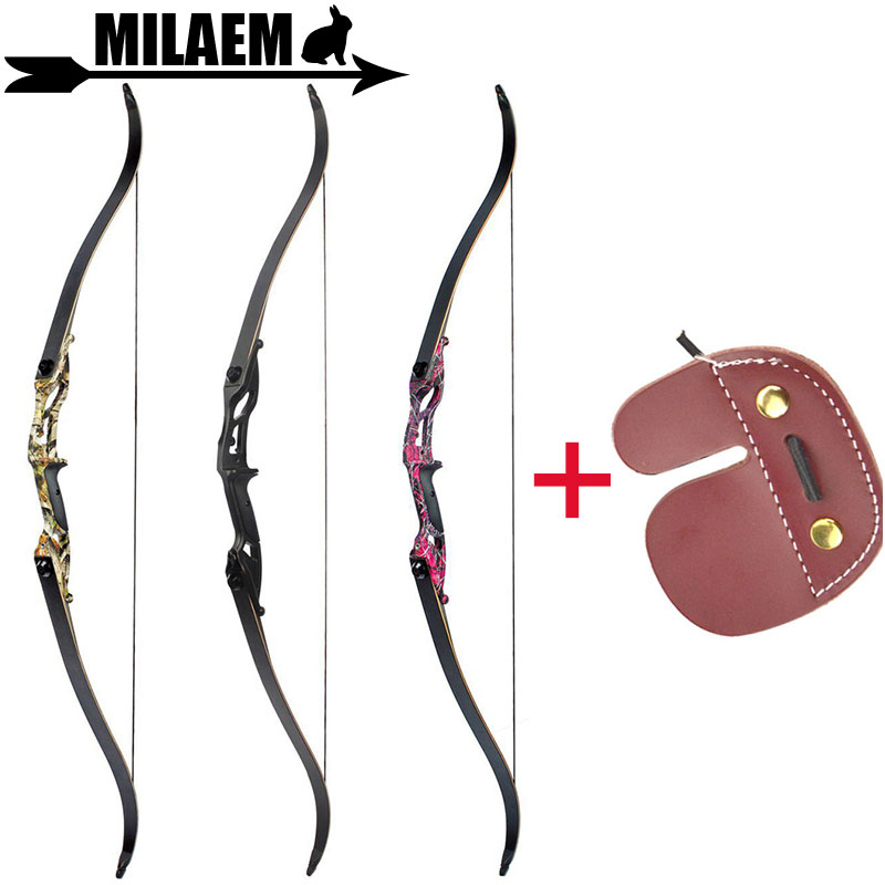 1pc 56 inch Archery Takedown Recurve Bow 30-50 lbs Aluminum Alloy Right Hand Recurve Bow Hunting Accessory archery takedown recurve bow 68 right hand 38 slingshot hunting