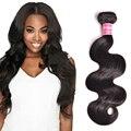 Soft Brazilian Virgin Hair 1pc Body Wave Brazilian Hair 8-28inch Human Hair Bundles Body Wave Unprocessed Virgin Brazilian Hair