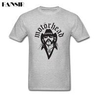 Heavy Metal Band Motorhead Men T Shirt Gorgeous Tees Shirt Men Short Sleeve Cotton Custom XS