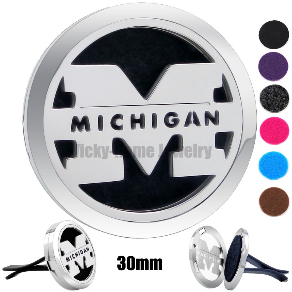 Aliexpress.com : Buy M Michigan 30mm 316L Stainless Steel