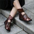 Women Gladiator Boot...