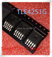 NEW 10PCS/LOT TLE4251G TLE4251 TO-263-5 IC