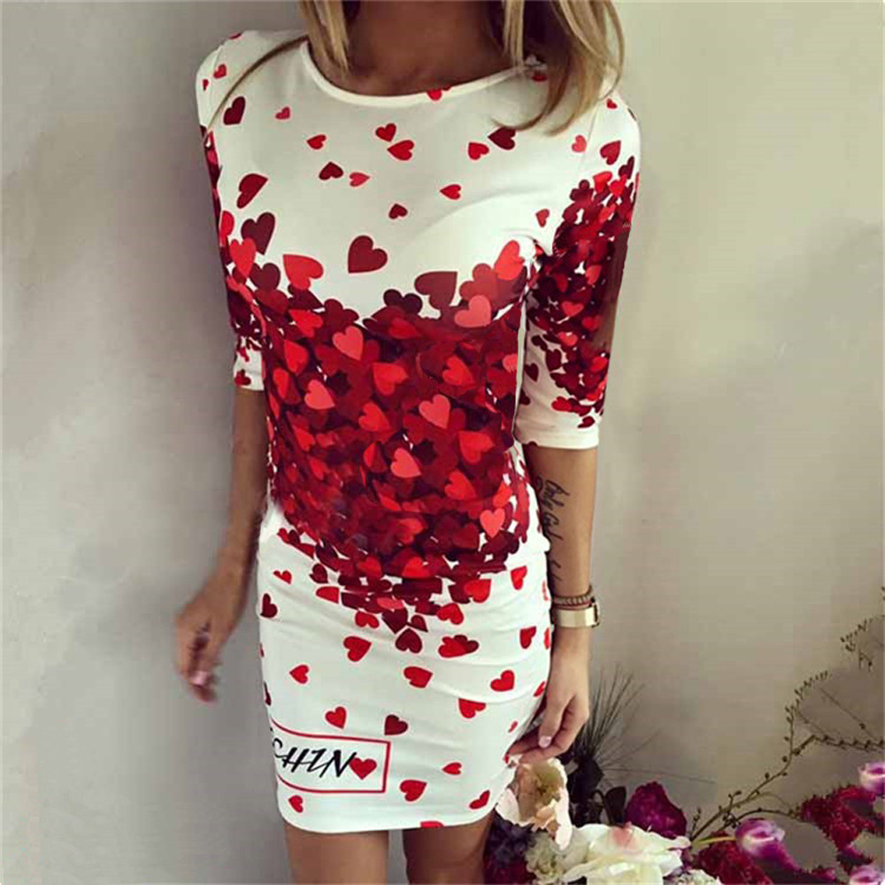Online Get Cheap Red Heart Dress -Aliexpress.com - Alibaba Group
