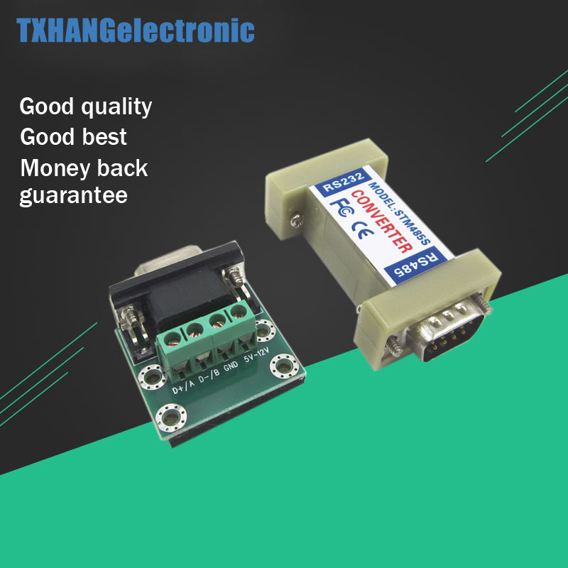 RS232 to RS485 1.2KM Data Interface Adapter Converter Good quality ...