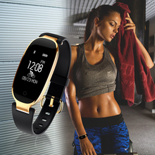 hot deal buy smart watches for women's watch bluetooth waterproof s3 fashion ladies heart rate monitor fitness tracker 2018 android ios
