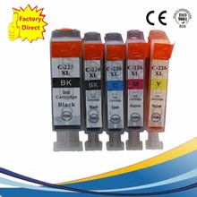 25 x PGI225 PGI 225 XL CLI-226 PGI-225 PGI-225XL Ink Cartridges For Canon Pixma IX 6520 IP 4820 4920 MG 5120 5220 5220RFB 5320