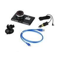 5 Inch HD 1080 P רכב ניווט GPS Pianet רכב נוסע הנהיגה נתונים מקליט לילה חכם Bluetooth WIFI 8 גרם FM AV-IN ראיית