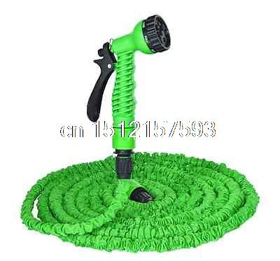 Multi Size Expanding Flexible Garden Water Hose Spray Nozzle Car Washing Tool 125ft 7 modes expandable garden water hose pipe with spray gun