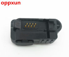P6600 to 2PIN Adapter for Motorola XiR P6600 P6628 XPR3300 XPR3500 DEP550 DEP570 MTP3100, MTP3200, MTP3250. Portable Radio(China)