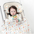 2016 NEW Hot Baby Blankets 100% Cotton Air Conditioning Blanket Newborn Blanket Swaddle Wrap Super Soft Nap Receiving Blanket