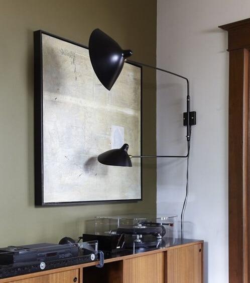 Online Shop Moderne 2 Arm Wandlamp Eetkamer Thuis Decor Armatuur ...