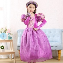 fantasia vestidos rapunzel child halloween costume patterns tangled rapunzel costume princess rapunzel costume kids girls girl