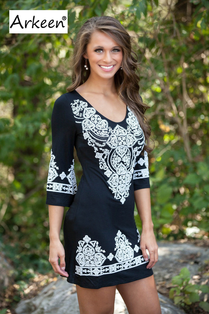 Paisley Party Dress