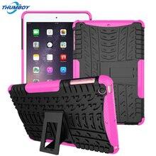 Tablet Case For Apple iPad mini 1/2/3 case Hybrid Armor Kickstand Hard Case For