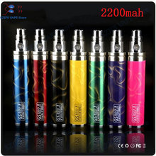 Sub dos gs batería cigarrillo electrónico 1100/2200/2600/3200/3400mah vaporizador electrónico vapor ego batería de inicio fit ce4 ce5 atomizadores