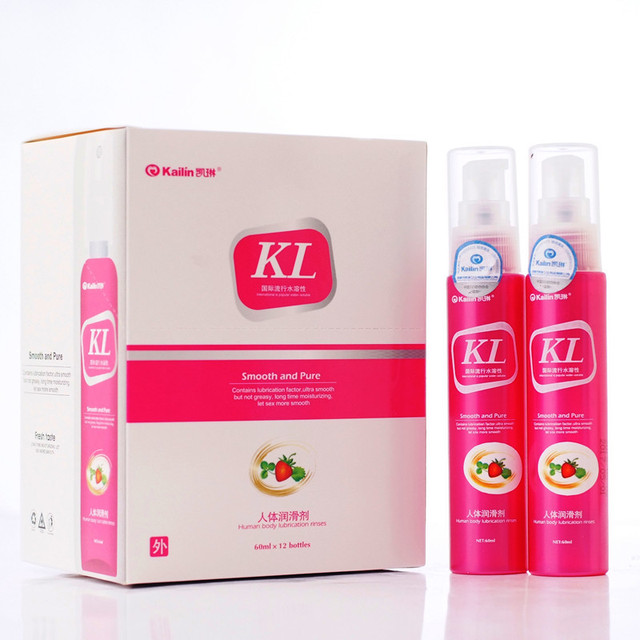 Anal Gay sex lubricant silk touch human body lubricant