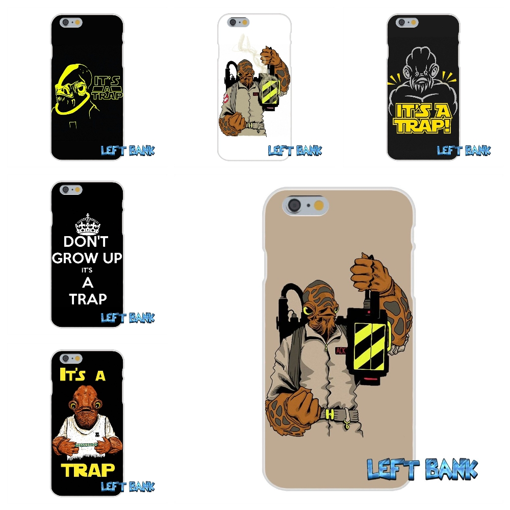 coque iphone 8 it's a trap
