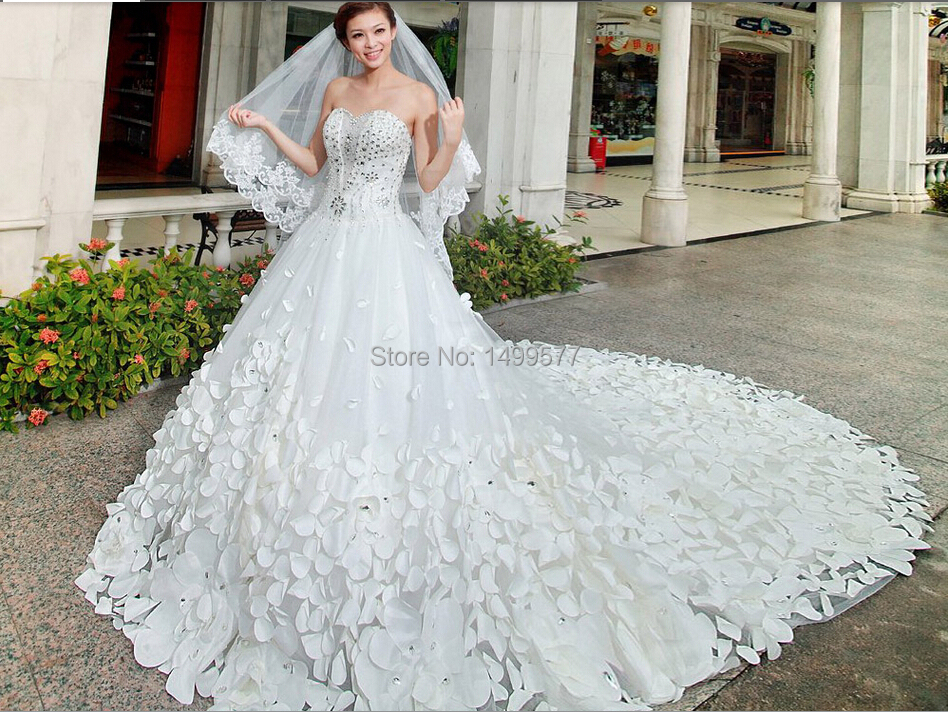 Fantastic Gorgeous Bridal Gowns And Fashions Picture Collection ...
