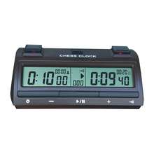 купить Electronic digital Chess clock Jump Competition Games Multifunction Timer Stop Watches Professional Sports по цене 2301.94 рублей