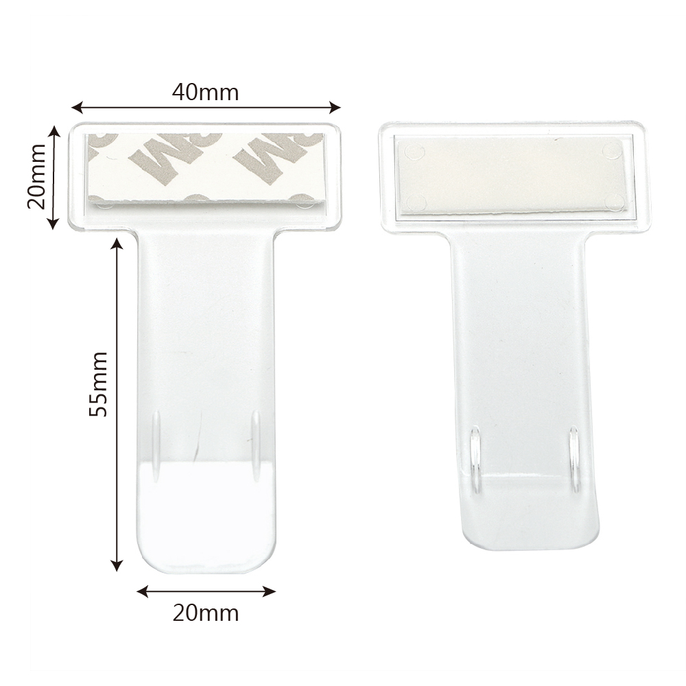 STK Car Sell Car Windscreen Parking Ticket Clips