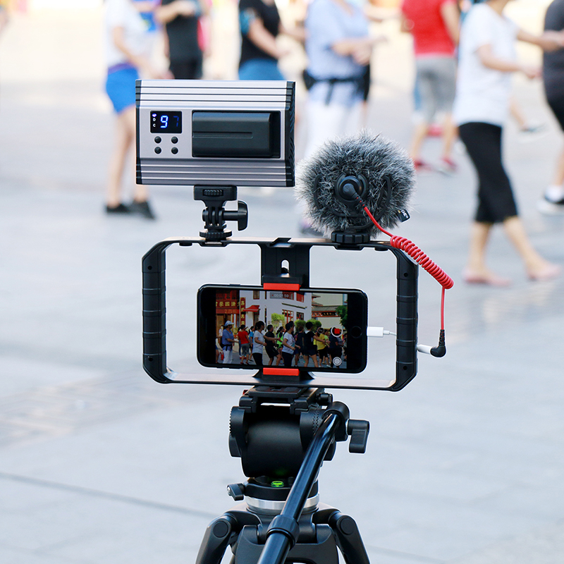 Smartphone Video Rig Stabilizer 48