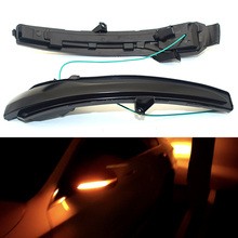 For Mercedes Benz C Class W205 Glc X253 E W213 S W222 Dynamic Turn Signal Side Wing Led Rearview Mirror Indicator Blinker Light
