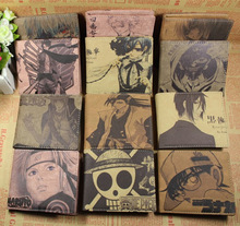 Vintage One Piece Anime Wallet