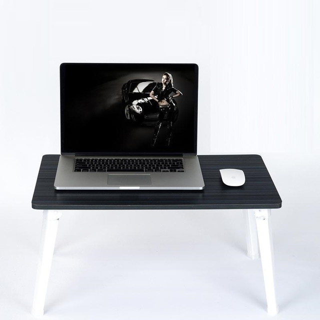 BSDT Comter on with a laptop lazy bed table desk size FREE SHIPPING