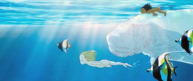 剧场版《海兽之子》最新PV,海底风景别具一格-萌宅社 一个ACG资源基地、绅士之家Σ(゜ロ゜;)