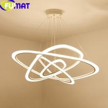 FUMAT Modern LED Lamp Light Novelty Loft Pendant Lamps for Living Room Dining Nordic Fixtures Hanging Lampara Lighting