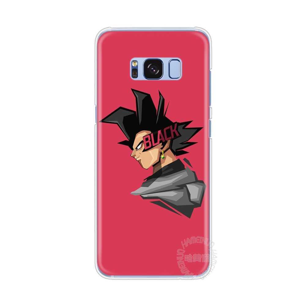 b082ba654 ... HAMEINUO Dragon Ball Z Son Goku Super cell phone case cover for Samsung  Galaxy S9 S7 ...