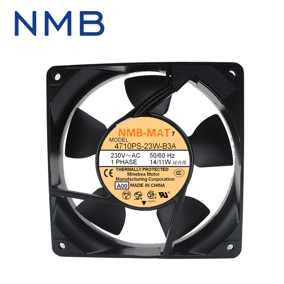 New 4710PS-23W-B30 converter-specific axial fan 230V UPS power supply cooling fan 119*119*25mm free shipping nmb cooling fan 3610ps 22t b30 220v instrumentation axial 92 92 25mm page 1