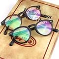 Las mujeres de moda Retro Diseñador de la Marca de Anteojos de La Miopía de Los Hombres Vintage Gafas Redondas Enmarcan gafas de grau femininos Z85