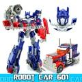 Трансформация оригинальная коробка большие автомобили роботы фигурки  Классические игрушки для мальчика подарок на день рождения Juguetes фиг...