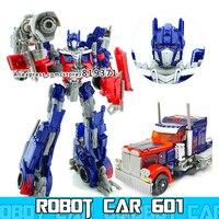 Transformation 3 Big Hero 6 Pcs Optimus Prime Bumblebee Cars Brinquedos Robots Action Figures Classic Toys