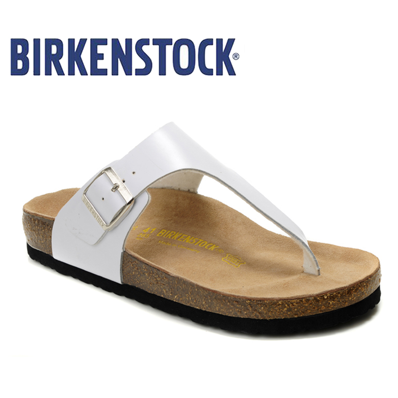 Original Birkenstock Flip Flops Cork Sandals Summer on beach slides Sandals Party Shoes Men Unisex Shoes 805 Men Flip Flops маршрутизатор d link dsr 500