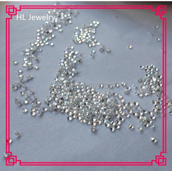 10000 шт/партия AAA класс 8 сердец и 8 стрел белые круглые, с цирконом камень звезда вырезать белый цирконий камень