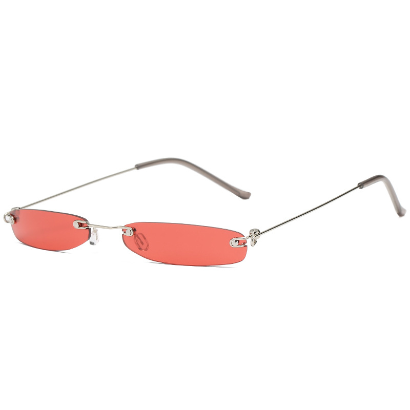 2019 Hot Fashion Cute Sexy Ladies Sunglasses Women Vintage Brand Small Metal Frame Sun Glasses Female Oculos de sol UV400 in Women 39 s Sunglasses from Apparel Accessories