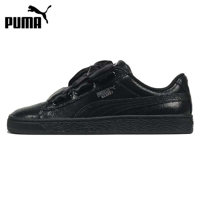 Wns Le Coeur Du Panier - Chaussures De Sport Pour Femmes / Noir Puma CQayM